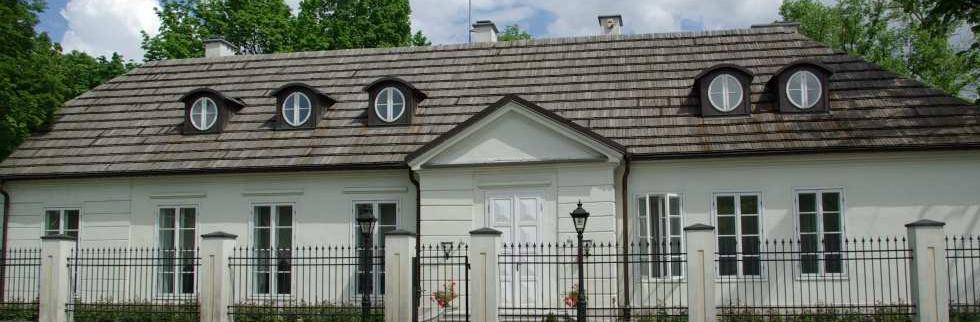 Dwór Skarbków w Grodzisku Mazowieckim