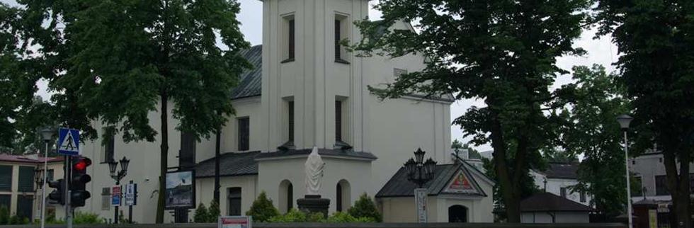 Kościół p.w. św. Anny w Grodzisku Mazowieckim