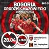 Mecz tenisa Stołowego Dartom Bogoria Grodzisk Maz. vs PKS Kolping Frac