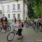 Kolejna wycieczka rowerowa z Poczekalnią PKP za nami